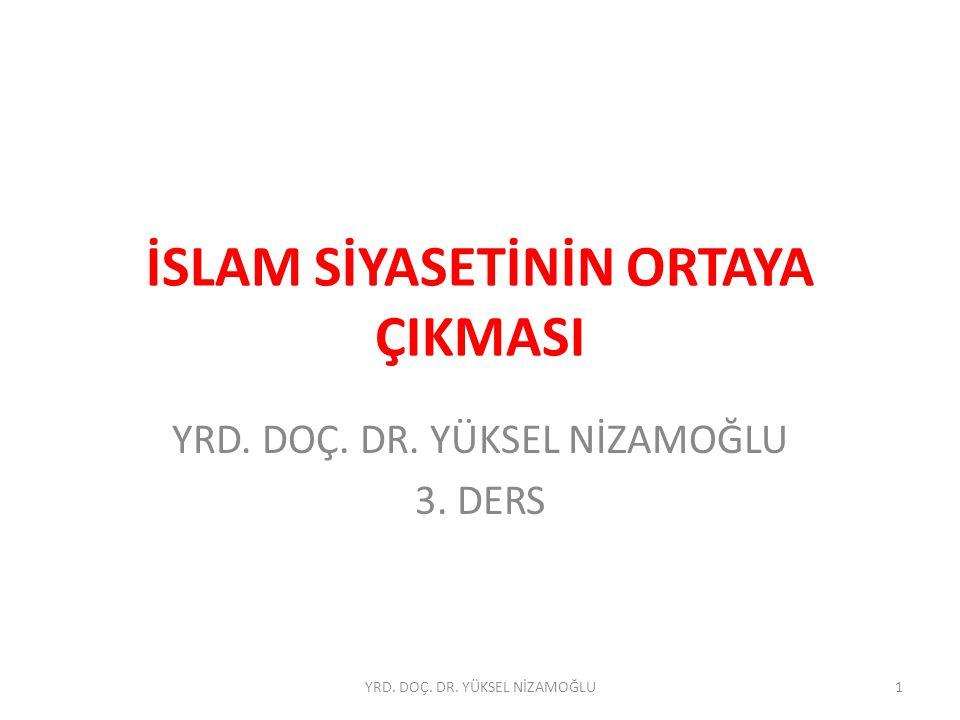 EMEVİLER  Yezid'e Hz.Hüseyin, Abdullah b. Ömer ve Abdullah b.