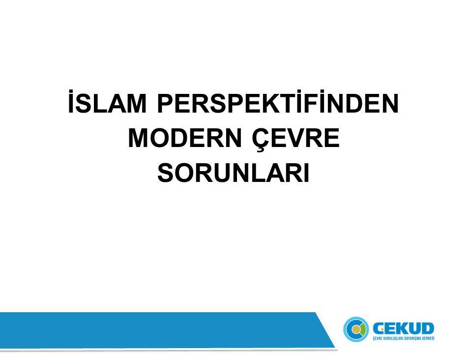 İslam toplumsal hayatının en mühim prensiplerinden biri her türlü israftan kaçınmaktır.