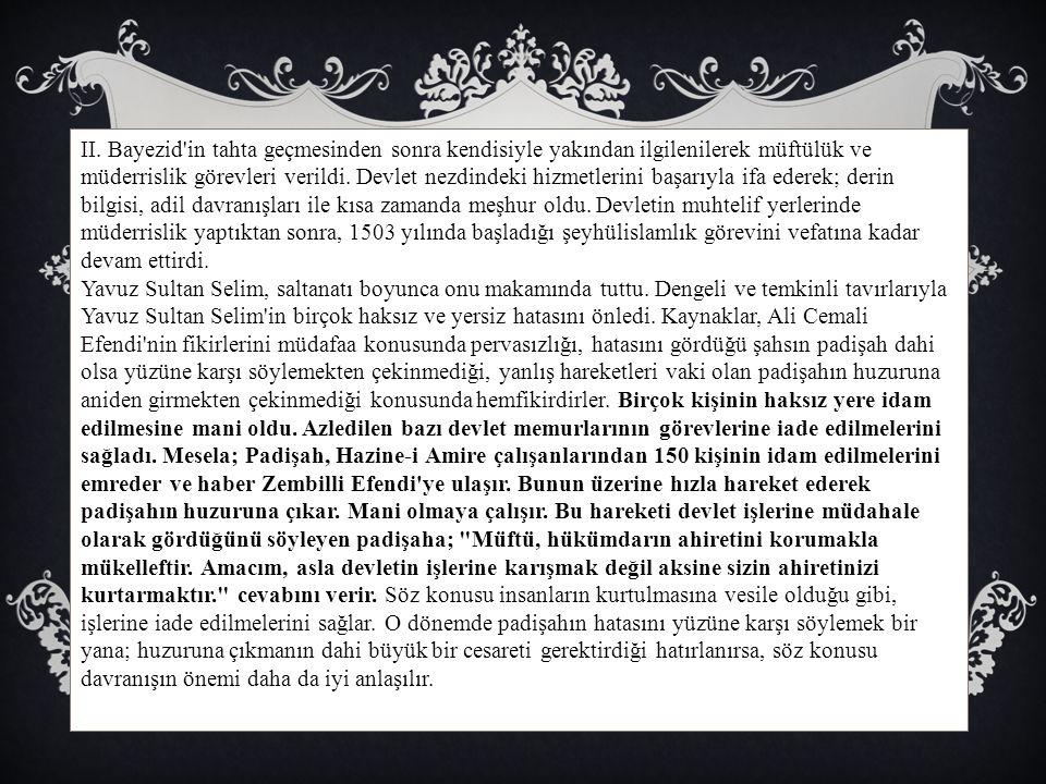 Çivizade Muhittin Mehmet Efendi Hayat ı Menteşe (Muğla) doğumludur.