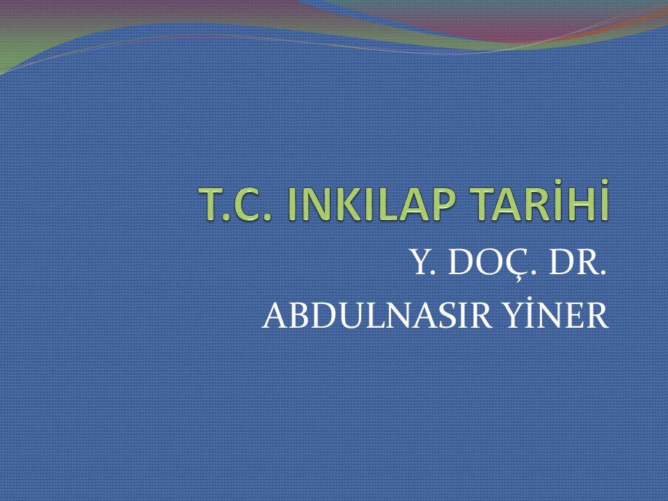 Y. DOÇ. DR. ABDULNASIR YİNER