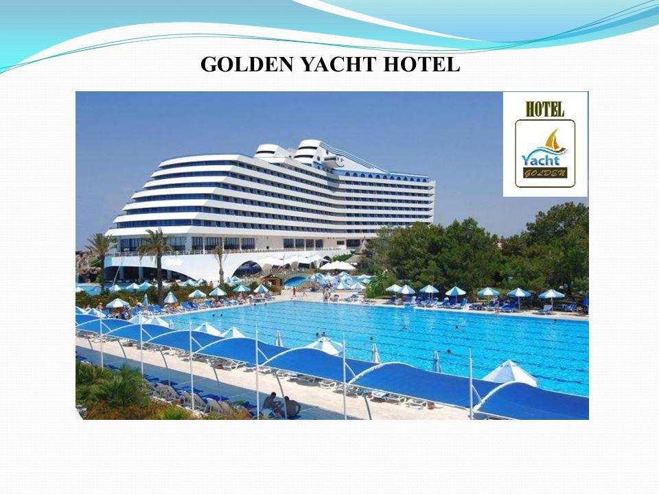 GOLDEN YACHT HOTEL MARKA KİMLİĞİ KALİTE LÜKS PRESTİJ GÜVEN ÇEKİCİ ZERAFET KONFOR