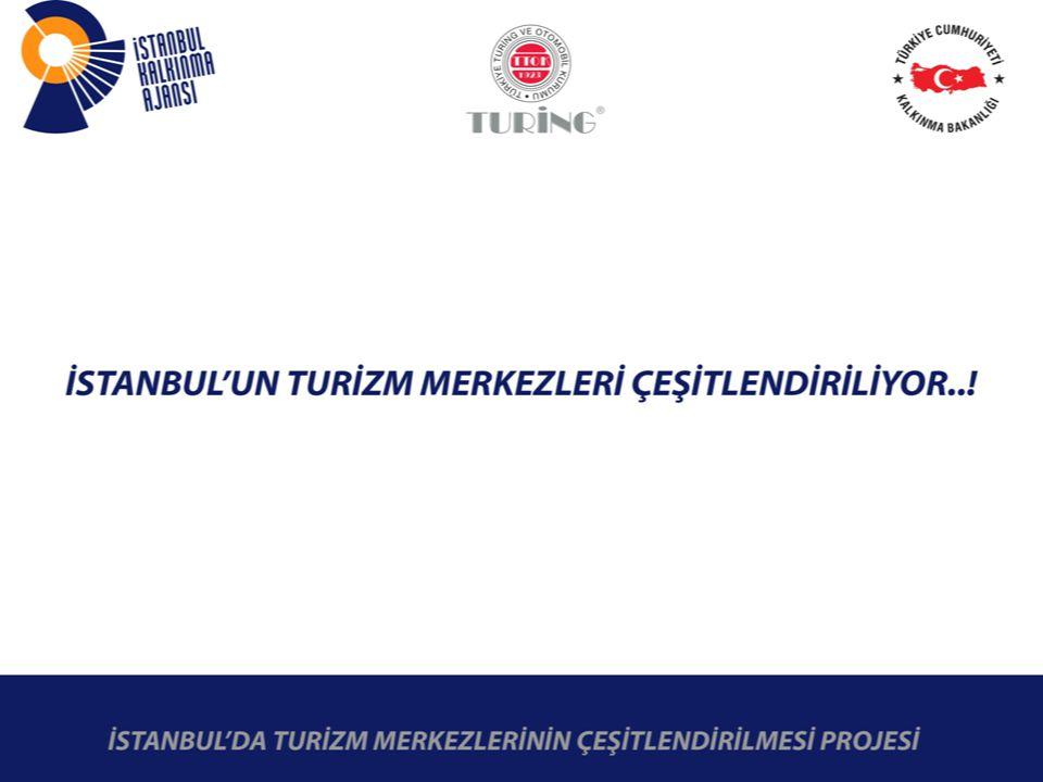İstanbul da Değişen Turizm Yaklaşımları ve Çeşitlendirme Mehmet Ata Tansuğ- Turizm Danışmanı 3 Nisan 2013- TURING- İstanbul