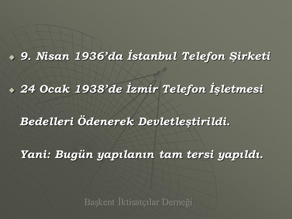  Ve O günden bu yana Türk Telekom;  Mühendisinin, İşçisinin, Memurunun emeği ile atılım üzerine atılım yaptı.
