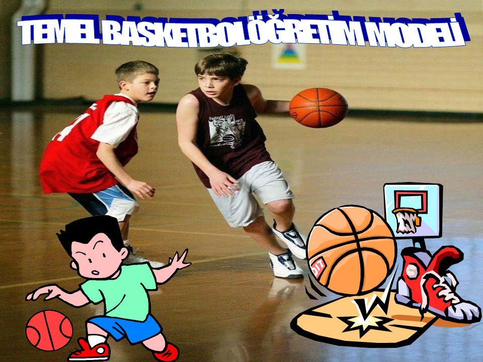 (8-10 Yaş Grubu) Mini Basketbol' a Giriş (İlköğretim I.Kademe 2.3.Sınıf) Bu dönem, çocuk için Beceri (Koordinasyon) Özelliğinin oluşturulduğu yaştır.