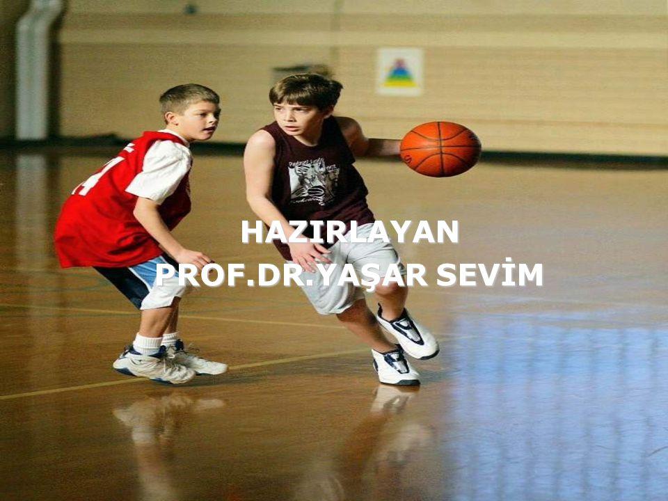 İÇİNDEKİLER 1.GİRİŞ 2.Temel Basketbol Öğretim Modelinin Aşamaları A-7/8 Yaş Gurubu Basketbol Öğretimi B-(8-10 Yaş Gurubu) Mini Basketbol' a Giriş C-(10-12 Yaş Gurubu) Temel Basketbol Öğretimi I D-(12-14 Yaş Gurubu) Temel Basketbol Öğretimi II E-(14 Yaş ve Sonrası) Basketbol 3.Temel Basketbol Öğretim Modeli Çizelgesi 4.Temel Basketbol Öğretim Modeli Basamak Tablosu 5.Temel Basketbol Öğretim Modeli Örnek Program İçerikleri a-(8-10 Yaş Grubu) *Mini Basketbol 'a Giriş *Mini Basketbol 'a Giriş *Mini Basketbol' da Bazı Temel Oyun Kuralları *Mini Basketbol' da Bazı Temel Oyun Kuralları *Mini Basketbol Öğretim Modeli Örnek Taslak Program İçeriği *Mini Basketbol Öğretim Modeli Örnek Taslak Program İçeriği b-(10-12Yaş.Grubu) Temel Basketbol Öğretimi I Örnek Program İçeriği c-12-14 Yaş Grubu) Temel Basketbol Öğretimi II Örnek Program İçeriği d-14 Yaş ve Sonrası Basketbol Örnek Program İçeriği 6.Kondisyon Antrenmanları İçin Bazı Öneriler 7.Oyuncu Seçimi Ve Sporcu Bilgi Formu *Sporcu Bilgi Formu Çizelgesi