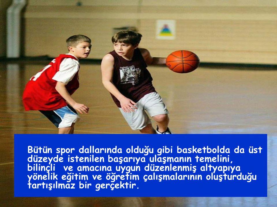 (10-12 Yaş Grubu) Temel Basketbol Öğretimi I (İlköğretim I.Kademe 4.5.Sınıf) Bu dönem, çocuklarda genellikle en iyi öğrenim ya da beceri kazanım yaşı olarak değerlendirilir.