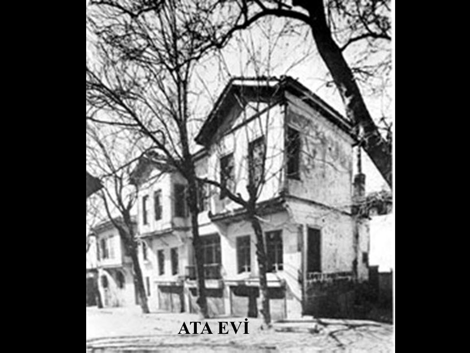 Mustafa Kemal Atatürk'ün Soy Kütüğü Mustafa Kemal'in hem baba, hem de anne tarafından soyu Rumeli'nin fethinden sonra buraların Türkleştirilmesi için