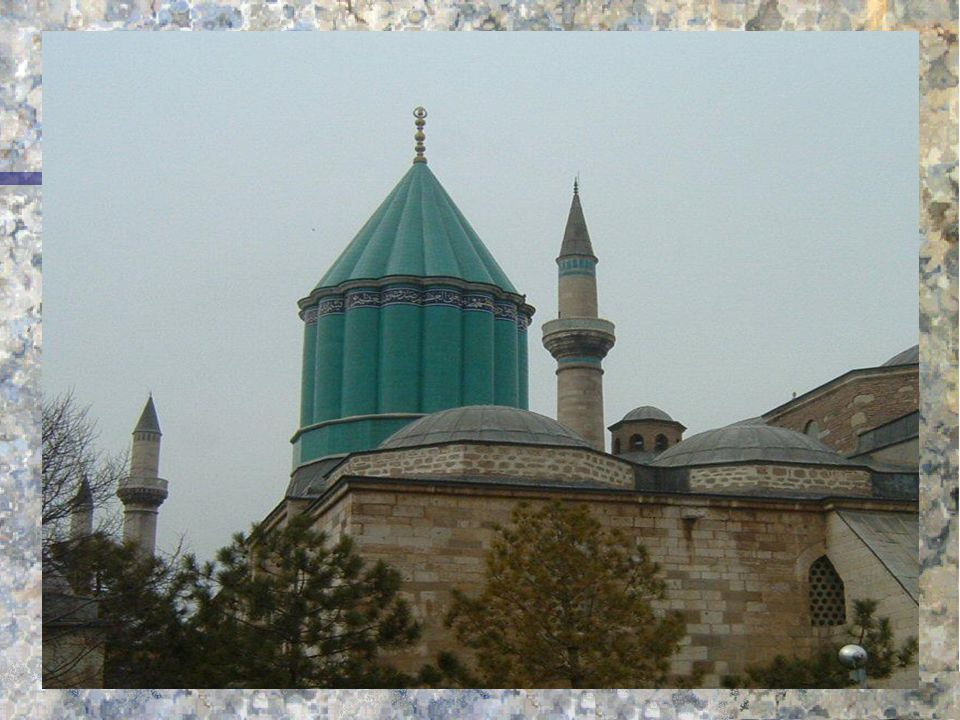 """n Yaşamını """"Hamdım, piştim, yandım"""" sözleriyle özetlemiştir. n 17 Aralık 1273'te vefat etti. n Cenaze namazını Kadı Sıraceddin kıldırdı n Ölüm gününe"""