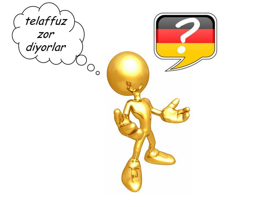 Almanca ve İngilizce aynı kökenden geldiği için birbirlerine diğer dillerden çok daha yakındırlar.
