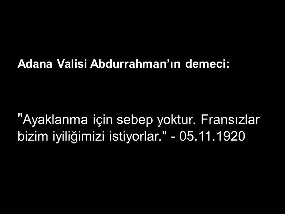 Jandarma Genel Komutanı Kemal Paşa: Yunanla çarpışmaktan vazgeçiniz.