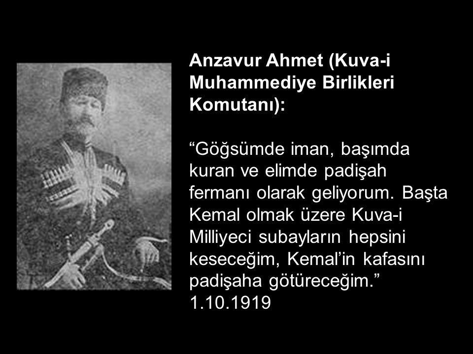 İzmir Valisi Kambur İzzettin in genelgesinden: Yunan kuvvetlerinin özel bir tören ve saygı ile karşılanması.... - 26.05.1919