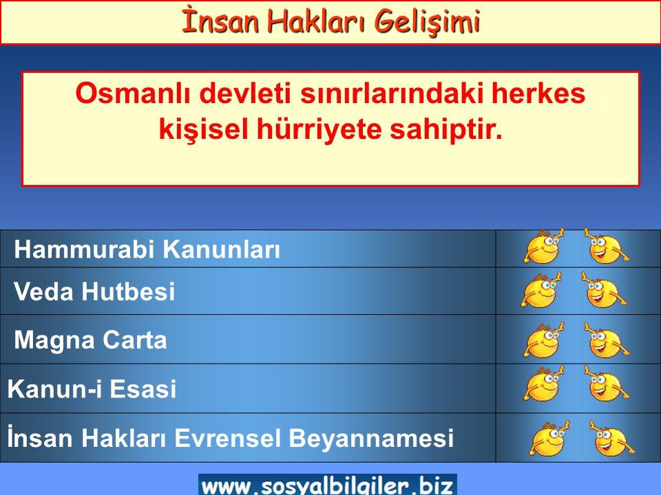 Atatürk'e ve insan haklarına göre en temel hak hangisidir.