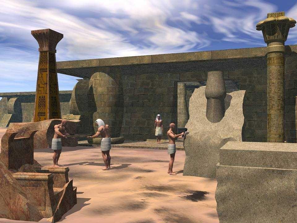 Amon rahipleri baskılarını gittikçe arttırmaktaydı. Bu yozlaşmış düzenle Mısır'ı yönetmek artık mümkün değildi. Benim en yakın destekçilerim taş işçil