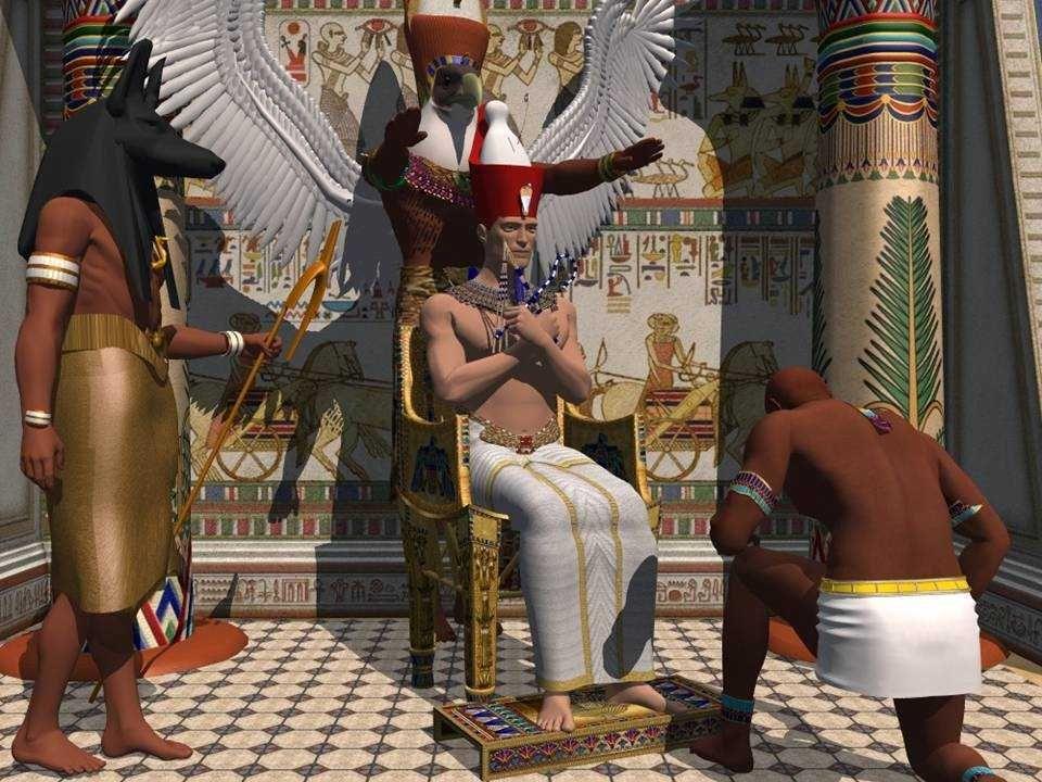 Taş işçilerinin ustabaşını yanıma çağırdım ve bana yeni bir başkent inşa etmesini söyledim. Artık, yozlaşmış Teb şehrinden Mısır'a hükmetmek kolay değ