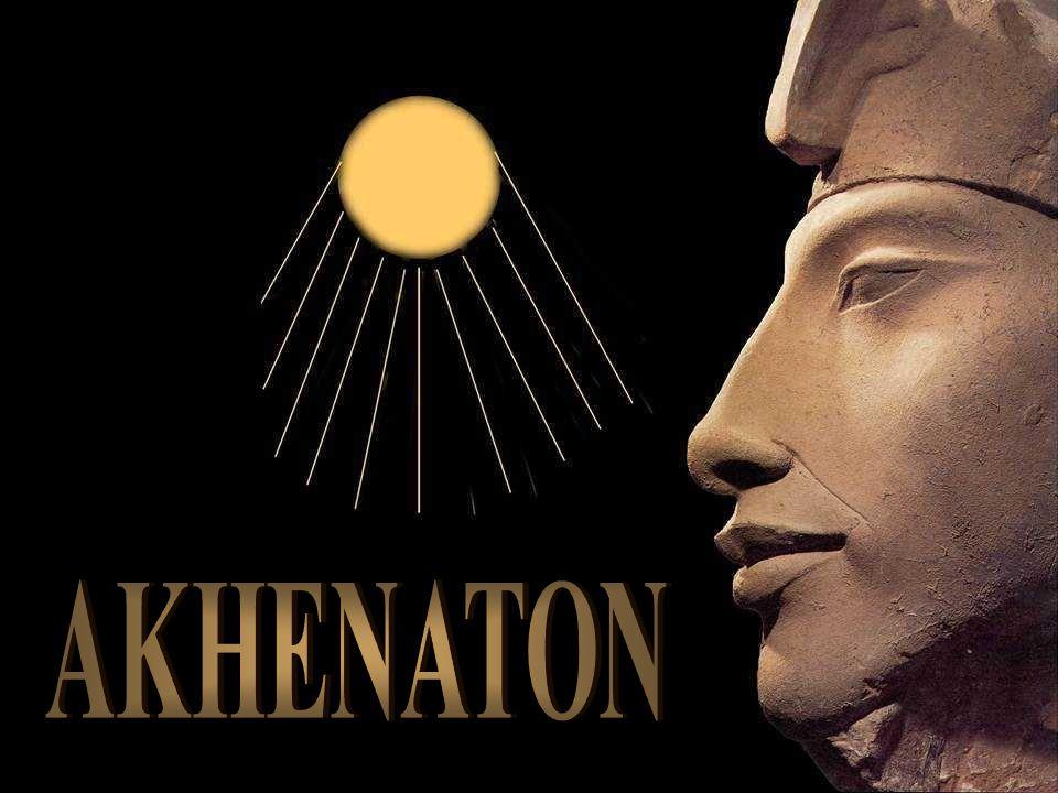 Nefertiti bana altı kız çocuğu doğurdu.