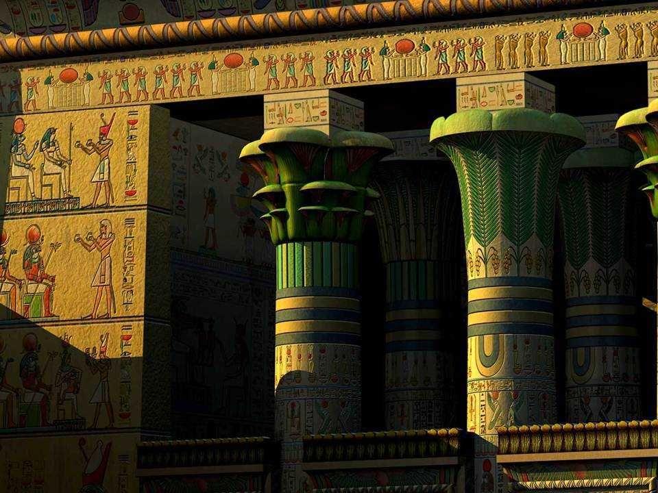 Bilgisizlik tüm Mısır toplumunu bir karanlık gibi sarmıştı. Gerçeklerin üstü hurafelerle örülmüştü. Değişik bir çok Tanrılara tapılıyor, rahipler din