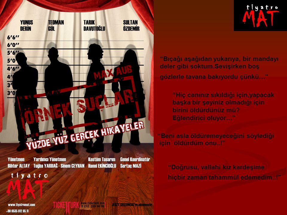Öykümüz Öykümüz Tiyatro Mat çalışmalarına Mayıs 2009 da başlamıştır.