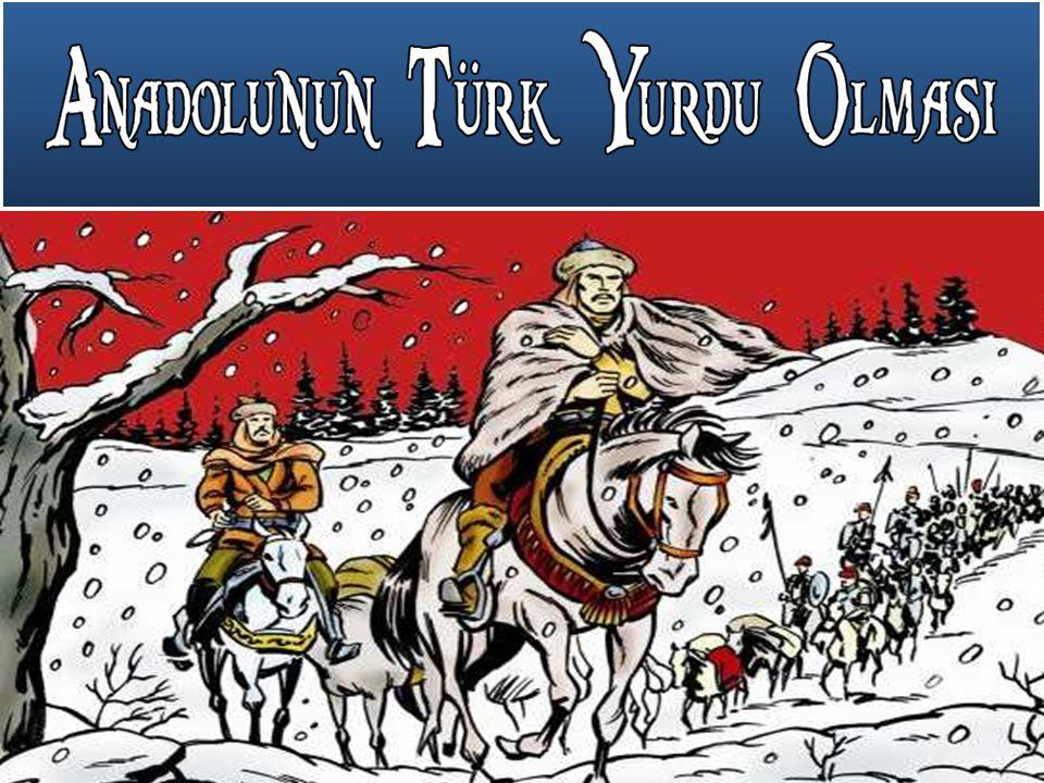 Malazgirt Savaşından sonra Bizans'ın direnci kırıldığı için kısa sürede Anadolu fethedilerek çeşitli Türk Beylikleri ve Anadolu Selçuklu Devleti kurulmuştur ------------------ Anadolu'da kurulan ilk beylikler hangileridir.