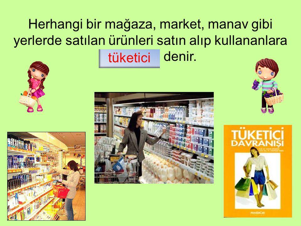 dağıtım Üretilen ürünlerin tüketiciye ulaştırılmasına denir