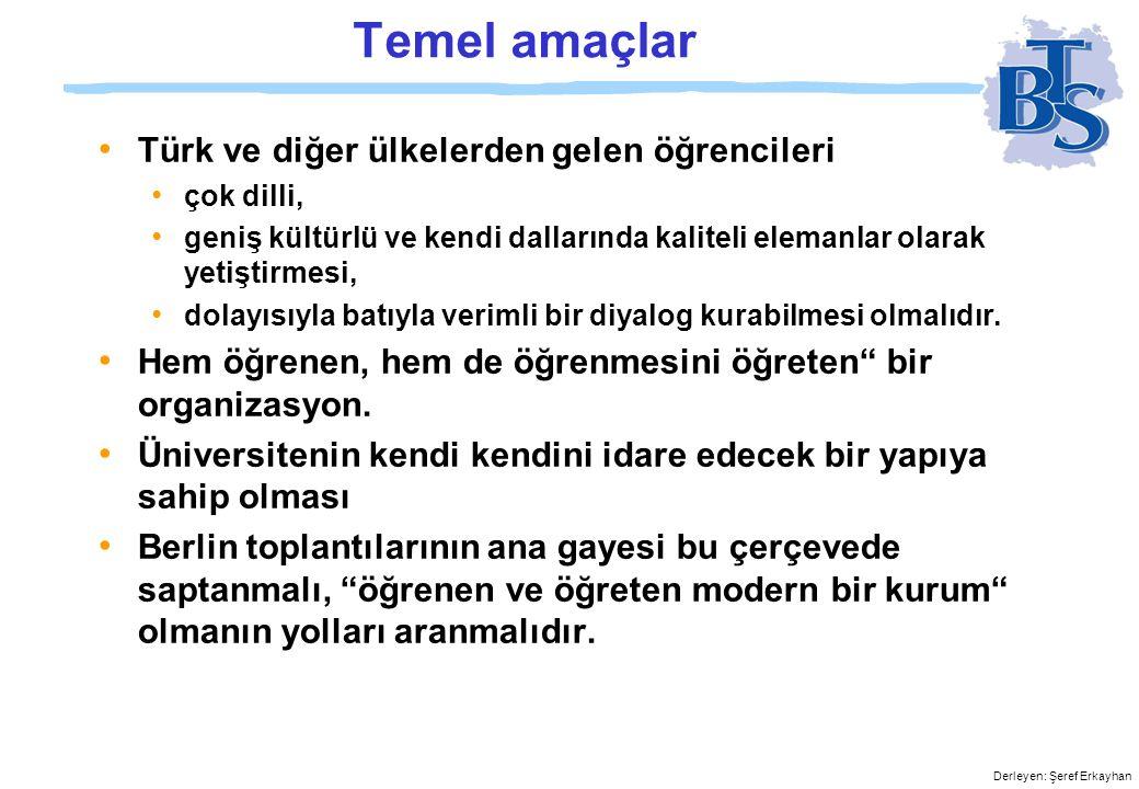 Derleyen: Şeref Erkayhan Nisan 2001 tarihli resmi veriler Almanya`da yaşayan her beş Türk`ten biri (% 21,2) işsiz.