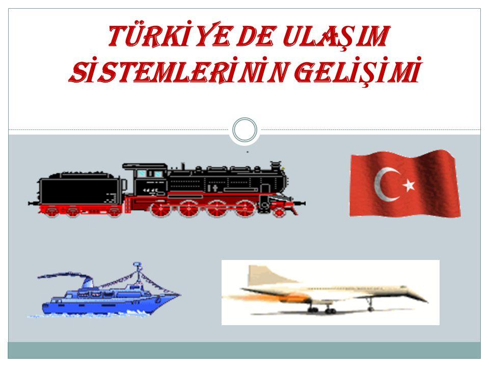 Türkiye demir yollar ı haritas ı UYARI:Demiryolu hatlarımız dağların uzanışı ile sıkı bir paralellik gösterir.Tek alternatif Zonguldak Bölgesine demiryolu vardır ki demir çelik sanayisi ile doğrudan ilişkilidir.