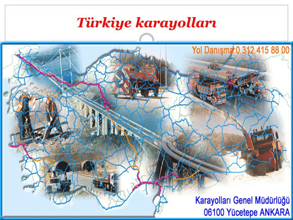 Türkiye karayolları