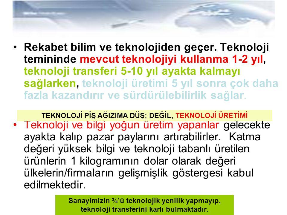 Türkiye, bilgi çağında bilgiye ulaşmanın ve iletişimin en önemli araçlarından bilgisayar ve internet kullanımı, bilgisayara ve internete erişen hane halkı sayısında Avrupa ve OECD ülkeleri içinde en sonda bulunmaktadır.