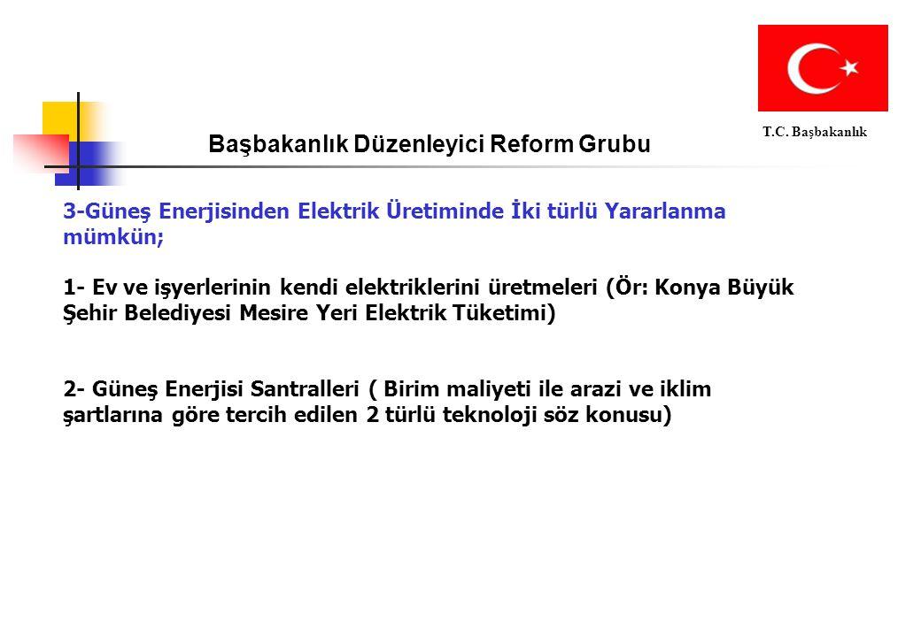 Başbakanlık Düzenleyici Reform Grubu T.C.Başbakanlık 4.