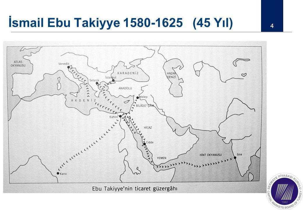 İsmail Ebu Takiyye 1580-1625 (45 Yıl) 4
