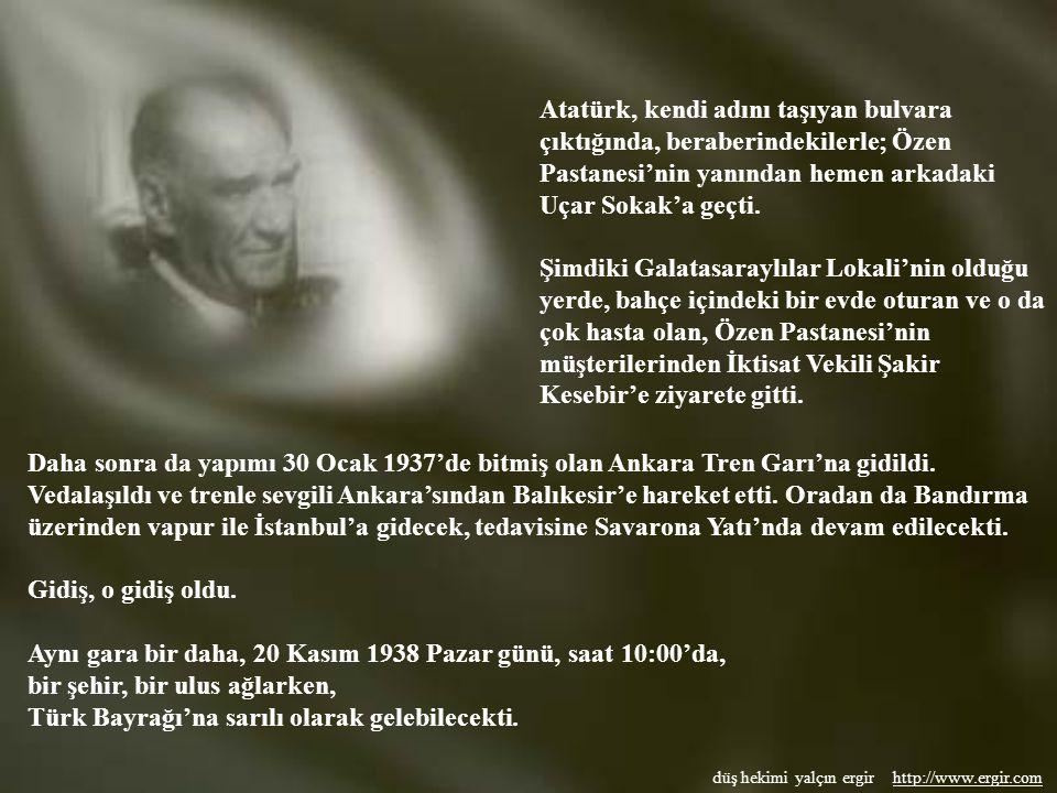 düş hekimi yalçın ergir http://www.ergir.comhttp://www.ergir.com Kahveyi alıp koyarken Reşat hala Atatürk'ün yüzüne bakamıyordu. Zaten Özen'in müşteri