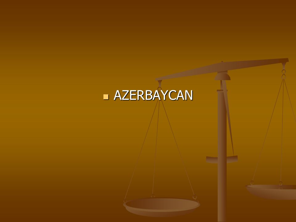 AZERBAYCAN AZERBAYCAN