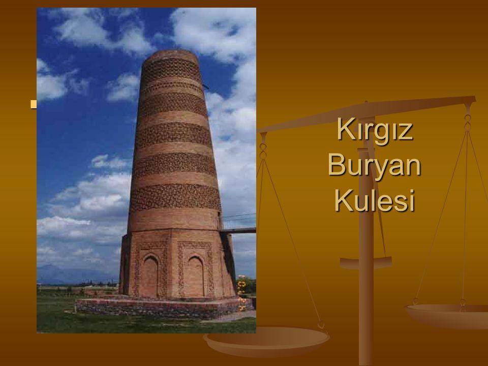 Kırgız Buryan Kulesi