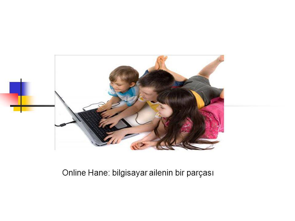 BULGULAR- İnternetin Aile İlişkilerine Etkileri- Ülkemizde Devletin Yaklaşımı Ülkemizin Ulusal Politika ve Strateji Metinlerinde Durum 2005 İnternetin aile ilişkilerine etkileri konusunda doğrudan ilgili olan bir açılım yok.