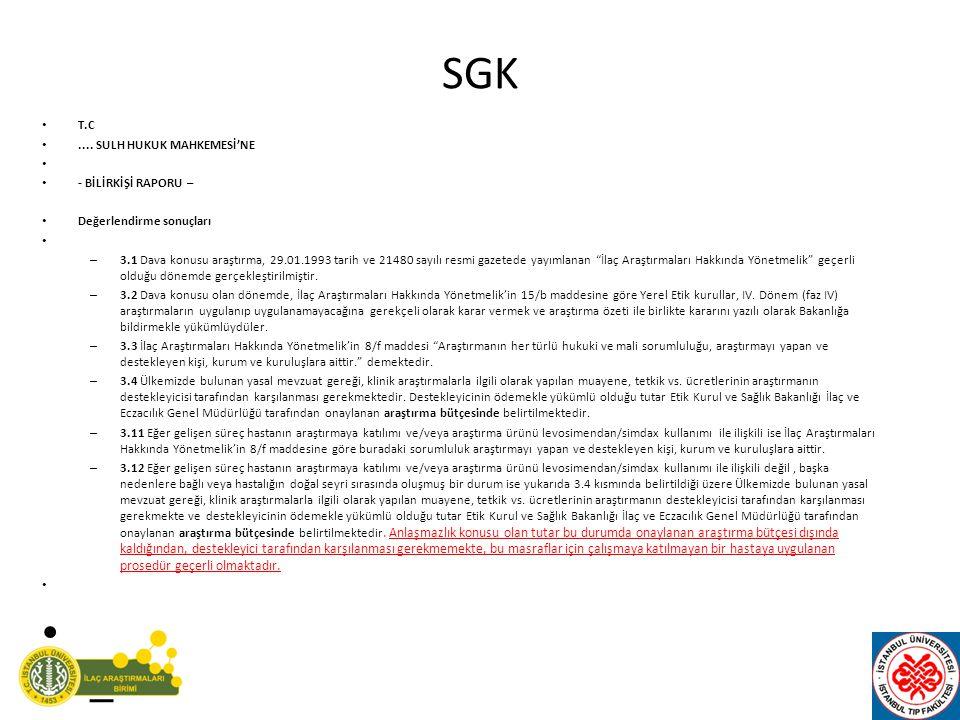 SGK T.C....