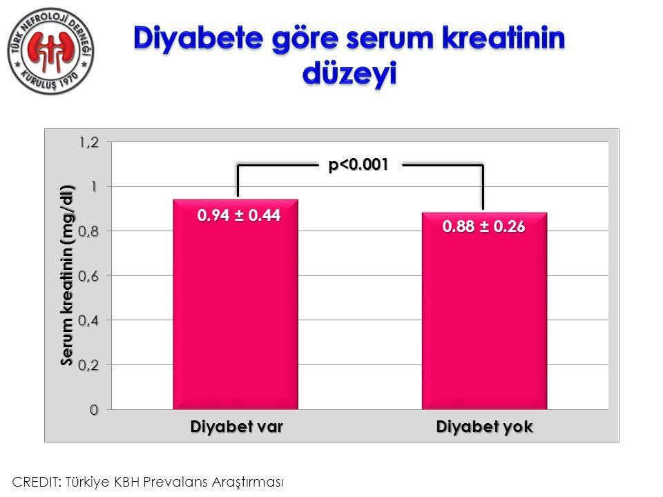 0.94 ± 0.44 0.88 ± 0.26 CREDIT: Türkiye KBH Prevalans Araştırması p<0.001