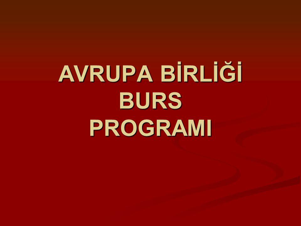 Hedef: Kıbrıs Türk Toplumunu Avrupa Birliğine yakınlaştırma Amaçlar: Kıbrıslı Türk öğrenciler, mezunlar, öğretmenler ve profesyonellerin:  Belirli bir alanda bilgi ve becerilerini artırarak onlara ek eğitim fırsatları sunmak  Avrupa Birliğinde eğitim alma ve çalışma deneyimlerini geliştirerek onları Avrupa Birliğine yakınlaştırmak