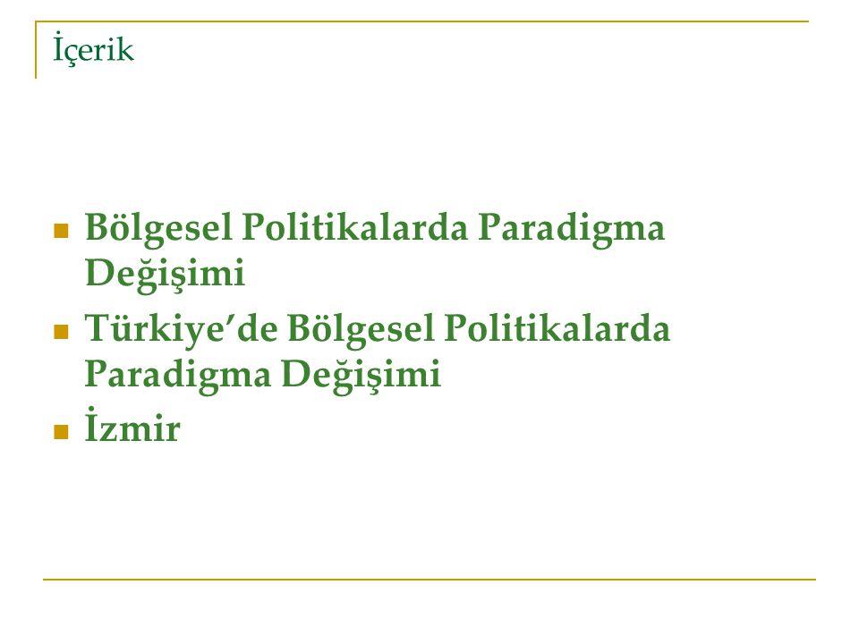İzmir- genel değerlendirme Doğrudan dış yatırımlarda öne çıkan sektörler Tütün Ürünleri İmalatı (low-tech) Motorlu Kara Taşıtı, Römork ve Yarı Römork İmalatı (medium-high) Plastik ve Kauçuk Ürünleri İmalatı (medium-low)