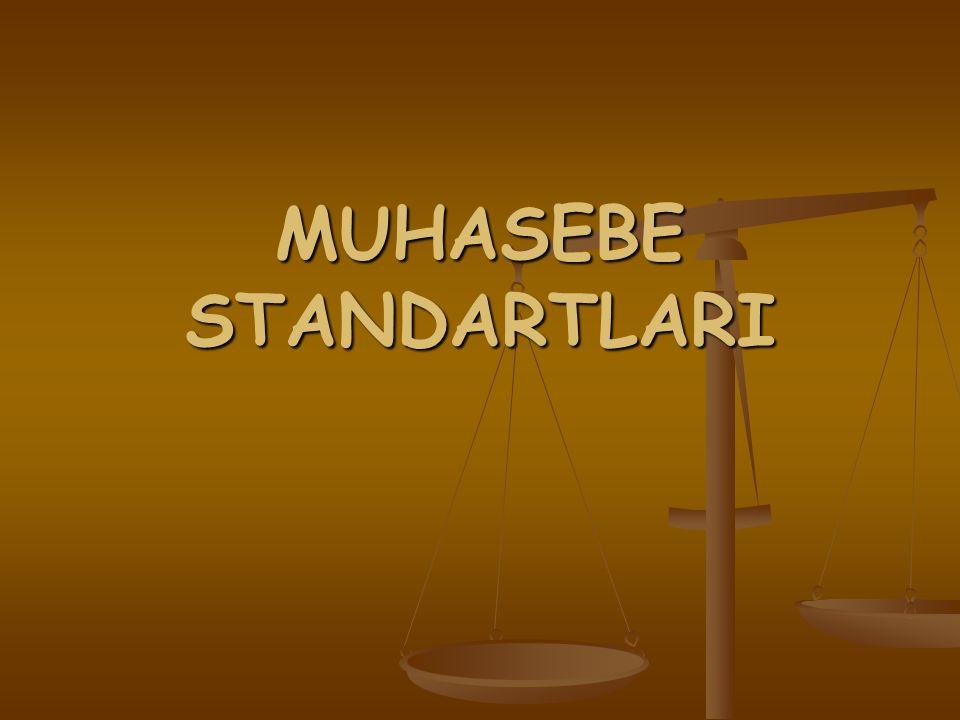Standart Kavramı Günümüzde hemen hemen her konuda standart kavramı veya uygulaması karşımıza çıkabilir.