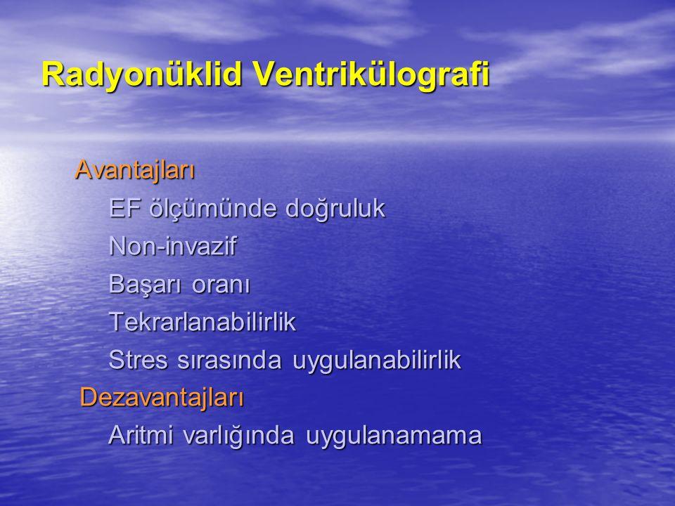 Anlamlı koroner lezyonu olmadan pozitif perfüzyon sintigrafisi Gerçek perfüzyon defekti Yalancı (-) koroner anjiyografi Yalancı (-) koroner anjiyografi Koroner spazm Koroner spazm Aort kapak hastalığı Aort kapak hastalığı MVP MVP Sendrom X Sendrom X Miyokard köprüleri Miyokard köprüleri İnfiltratif veya hipetrofik miyokard hastalığı İnfiltratif veya hipetrofik miyokard hastalığı Artefaktların yanlış yorumlanması