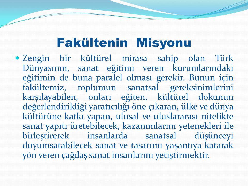 Fakültenin Yönetim Yapısı İdari Yapı: Dekan Vekili: Prof.