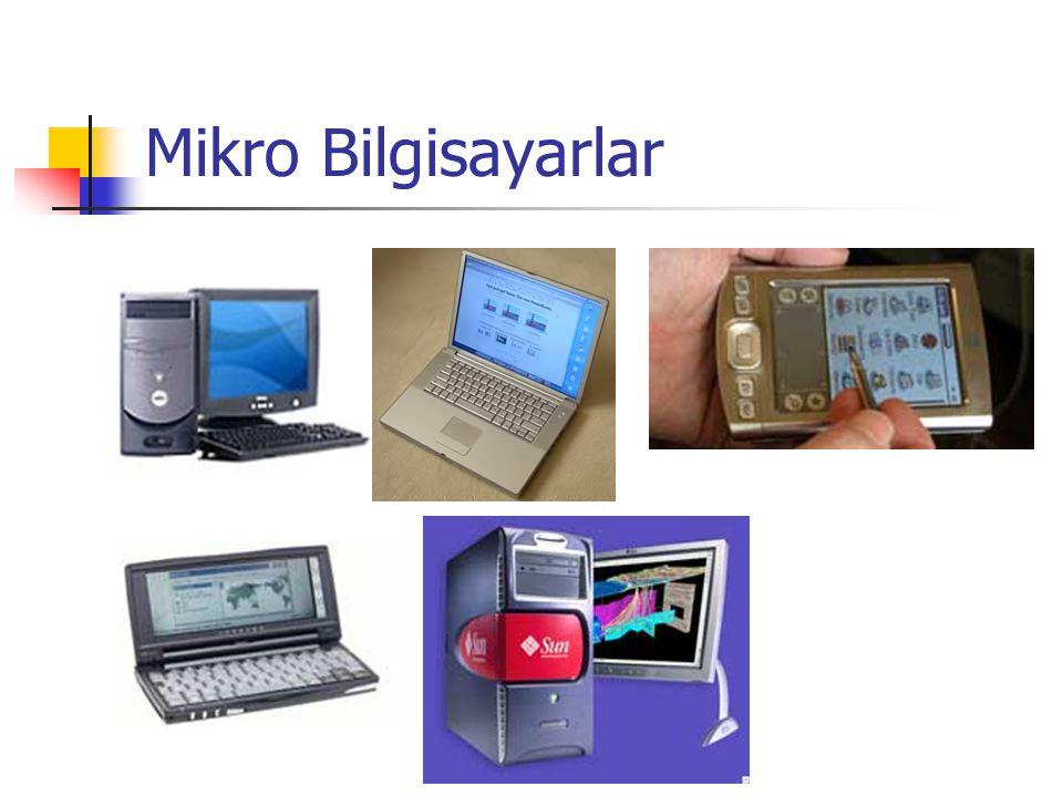 Mikro Bilgisayarlar