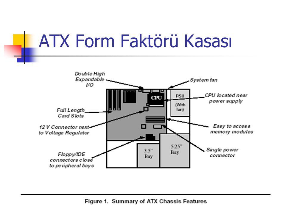 ATX Form Faktörü Kasası