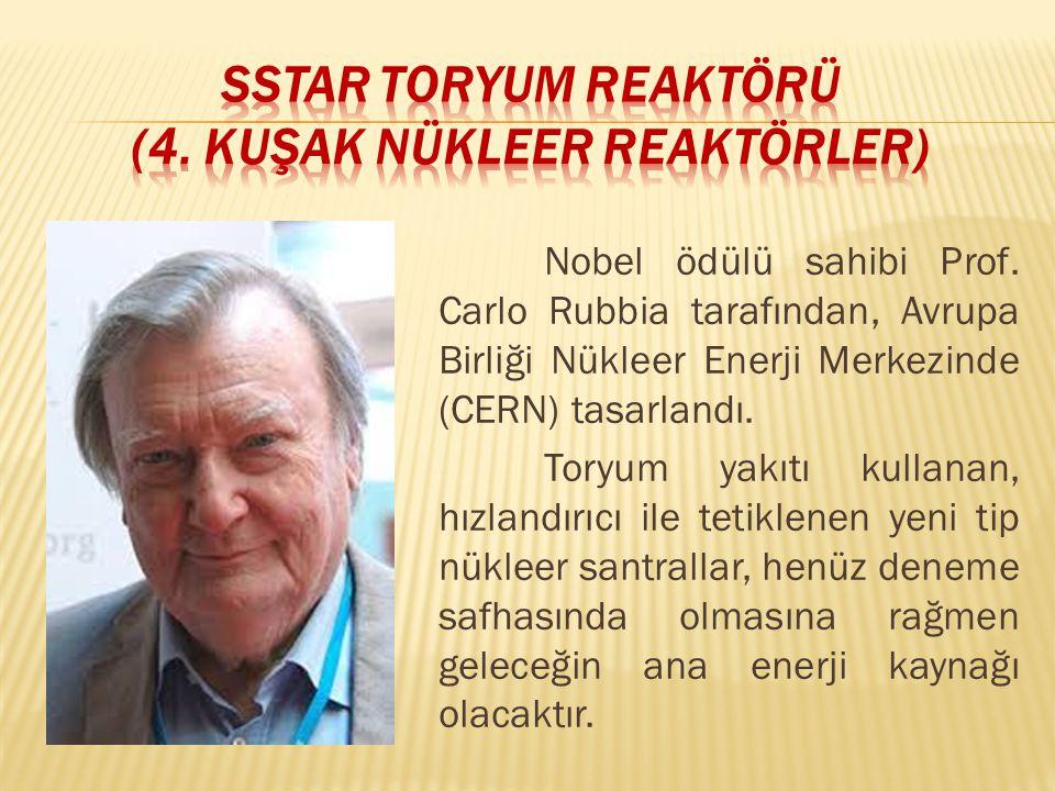 Nobel ödülü sahibi Prof.