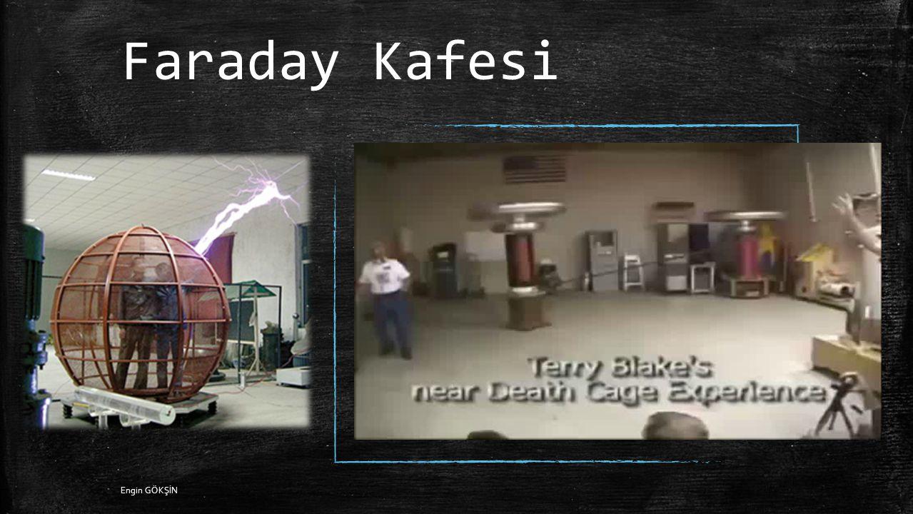 Faraday Kafesi Engin GÖKŞİN