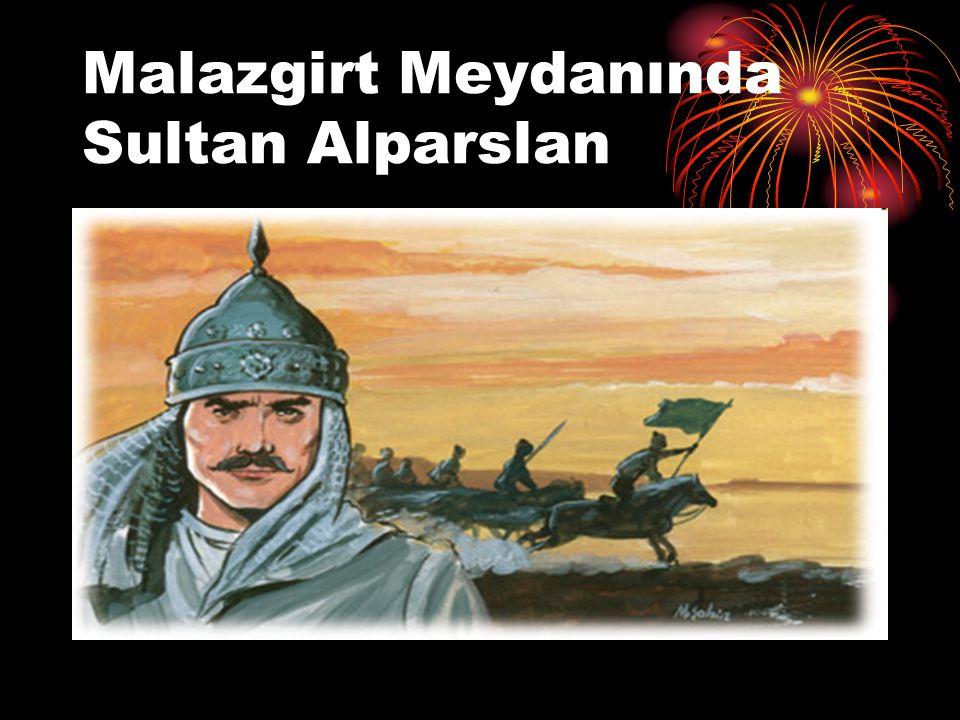 Askerlerim. Askerlerim. Bugün burada ne emreden bir sultan, ne de emir alan bir asker vardır.