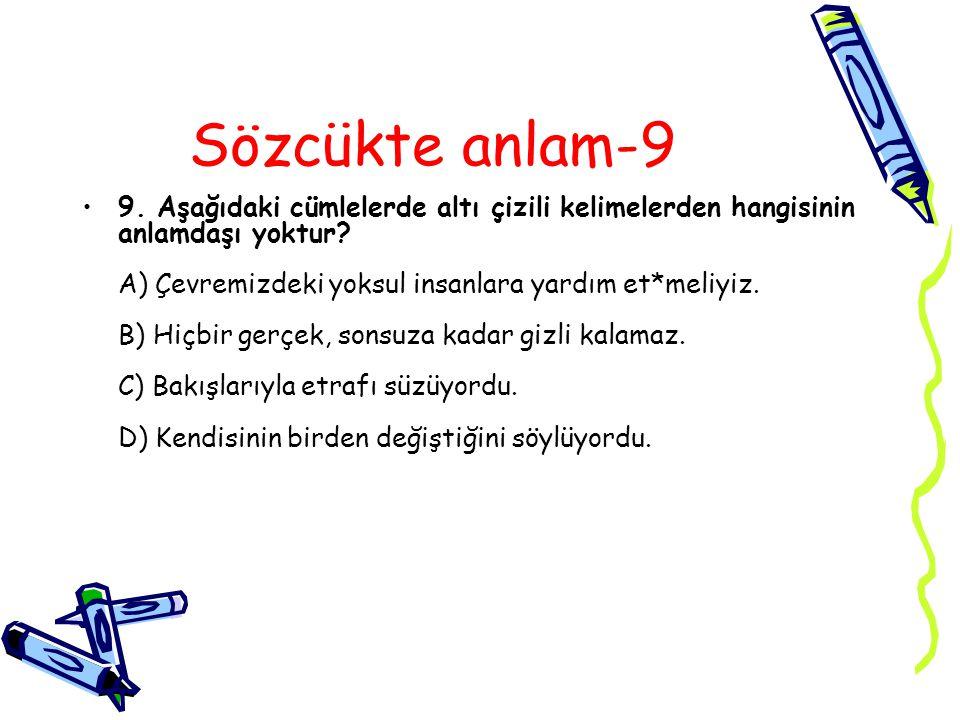 Cevap 9D