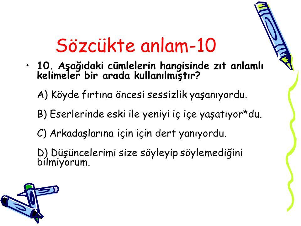 Cevap 10B