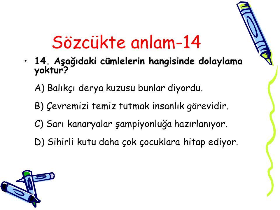 Cevap 14B