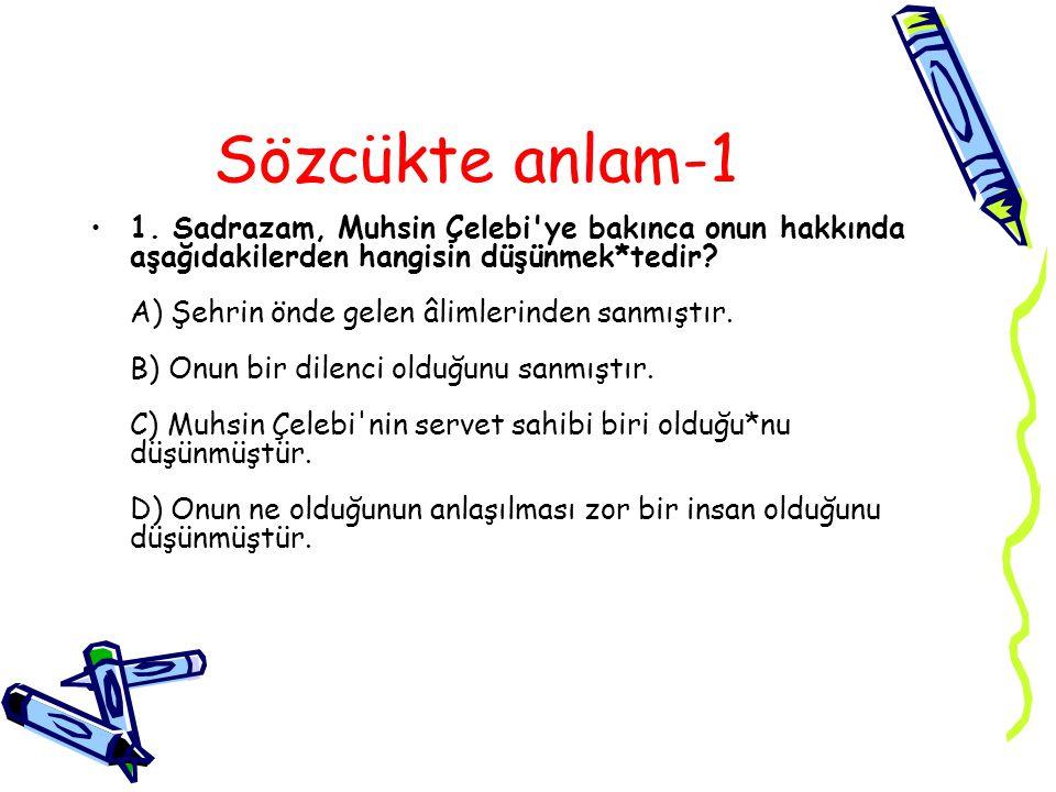 Cevap 1D