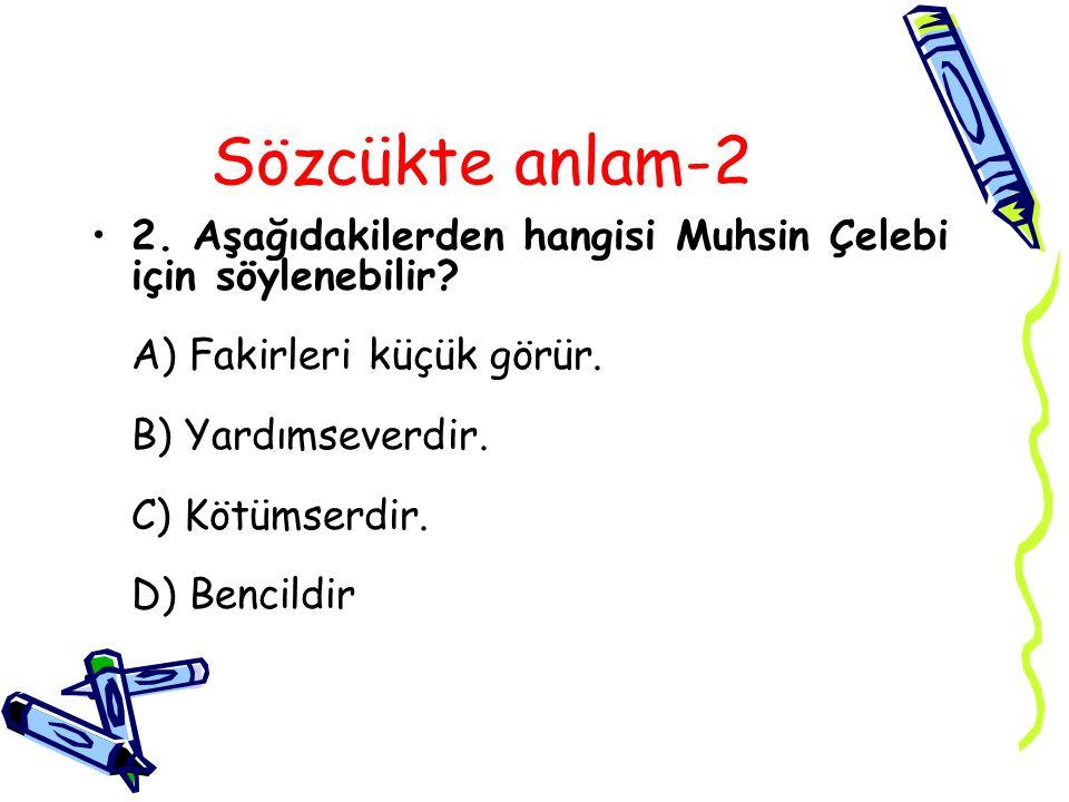Cevap 2-b